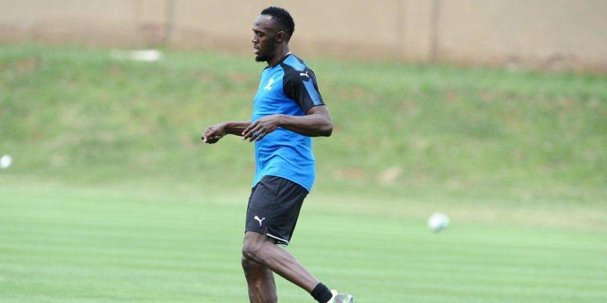Cumple un sueño: Usain Bolt entrenará con el plantel de Borussia Dortmund