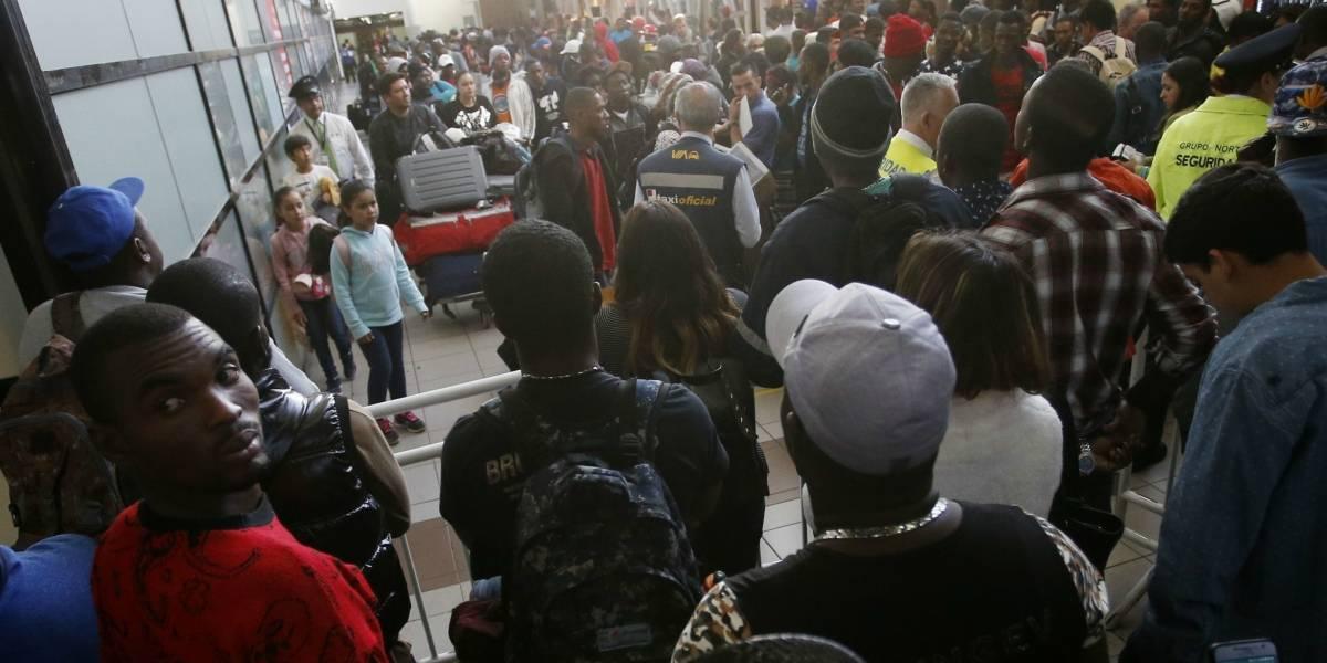 Corte Suprema declara ilegal rechazo de la PDI a ingreso de 62 haitianos al país