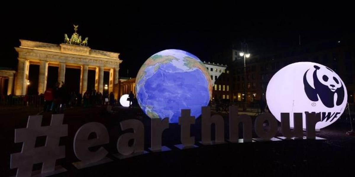 """La """"Hora del Planeta"""" busca proteger la naturaleza y combatir el cambio climático"""