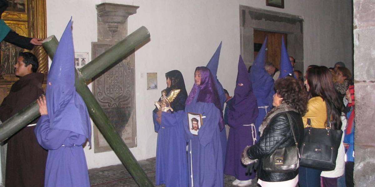 Quito, el último lugar del mundo donde se realiza el Arrastre de Caudas