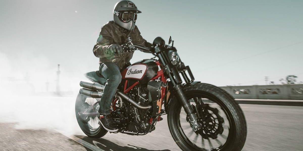 Indian Motorcycle se lanza al mundo deportivo