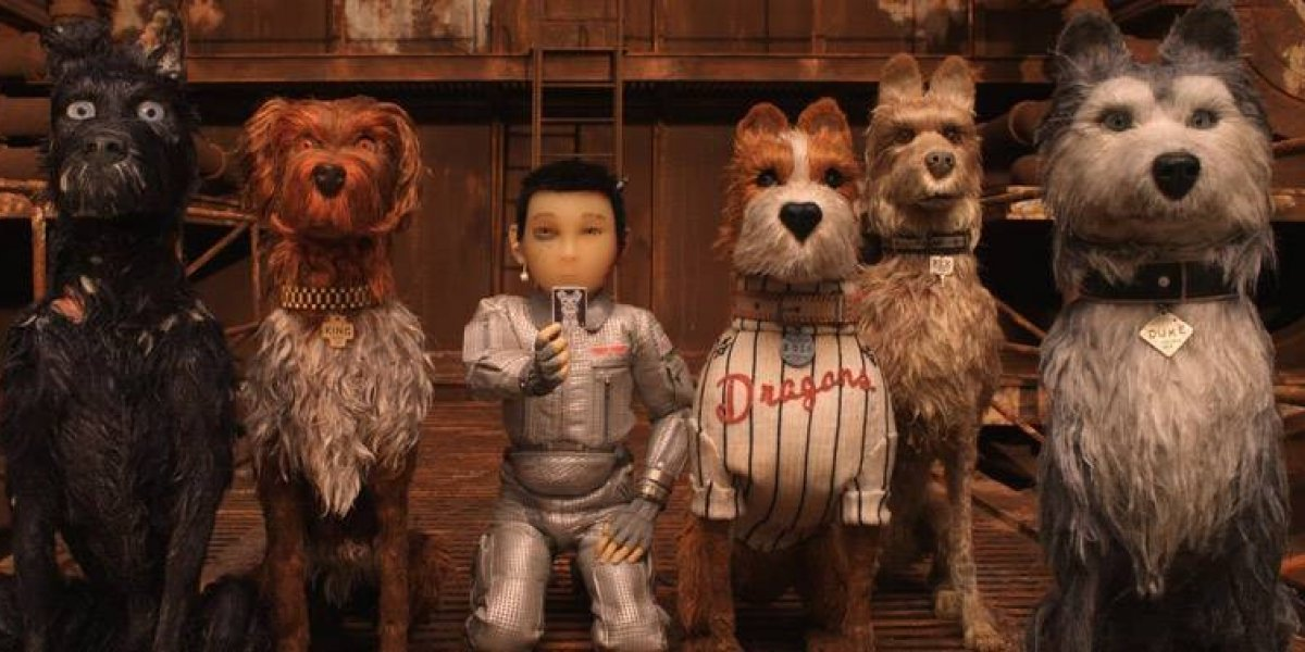 "VIDEO. ""Isle of Dogs"", la película de perros animados de Wes Anderson"