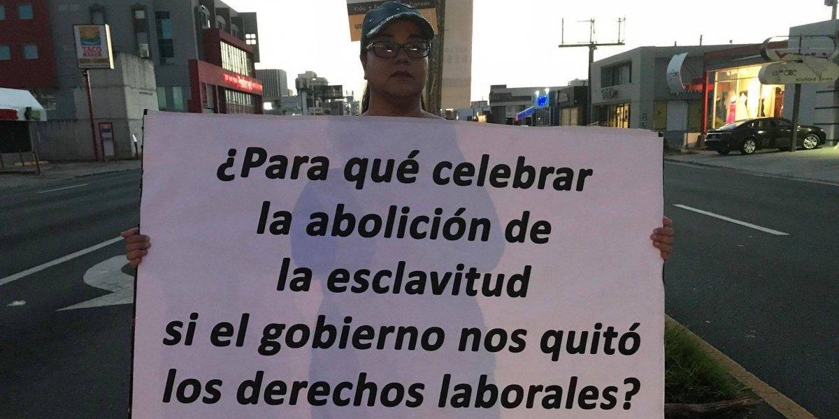 Urge la movilización del pueblo, según líder sindical