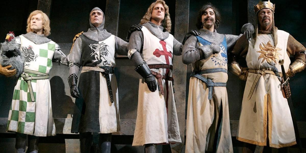 Filmes e programas de TV do Monty Python entram na Netflix em abril