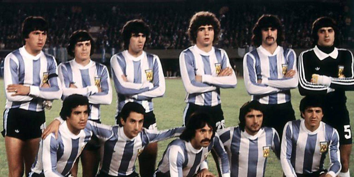 """Muere René """"el Loco"""" Houseman, leyenda del Mundial de 1978"""