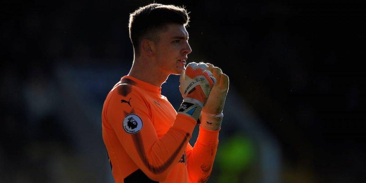 Nick Pope, de repartidor de leche a posible portero titular de Inglaterra para Rusia 2018
