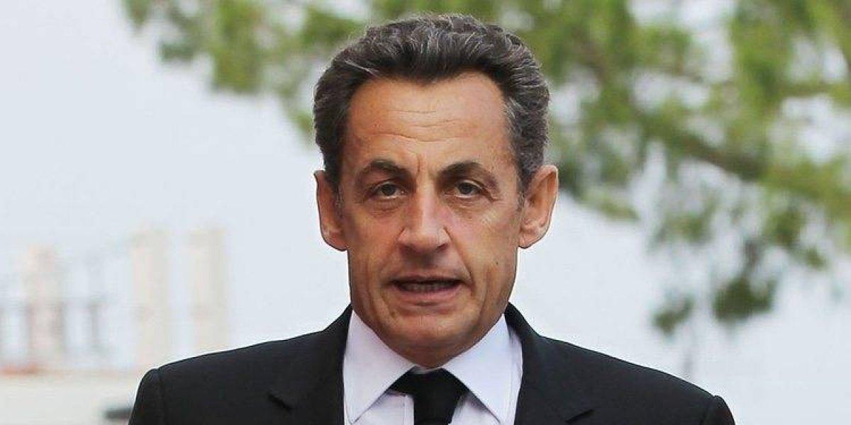 """Imputado: Sarkozy dice vivir """"en el infierno de la calumnia"""""""