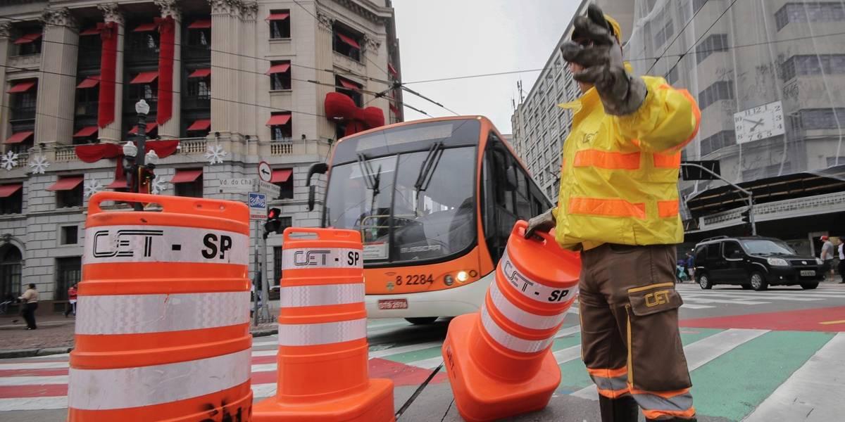 Sexta sem Carro: Veja os ônibus que irão circular pelo Centro Histórico de São Paulo