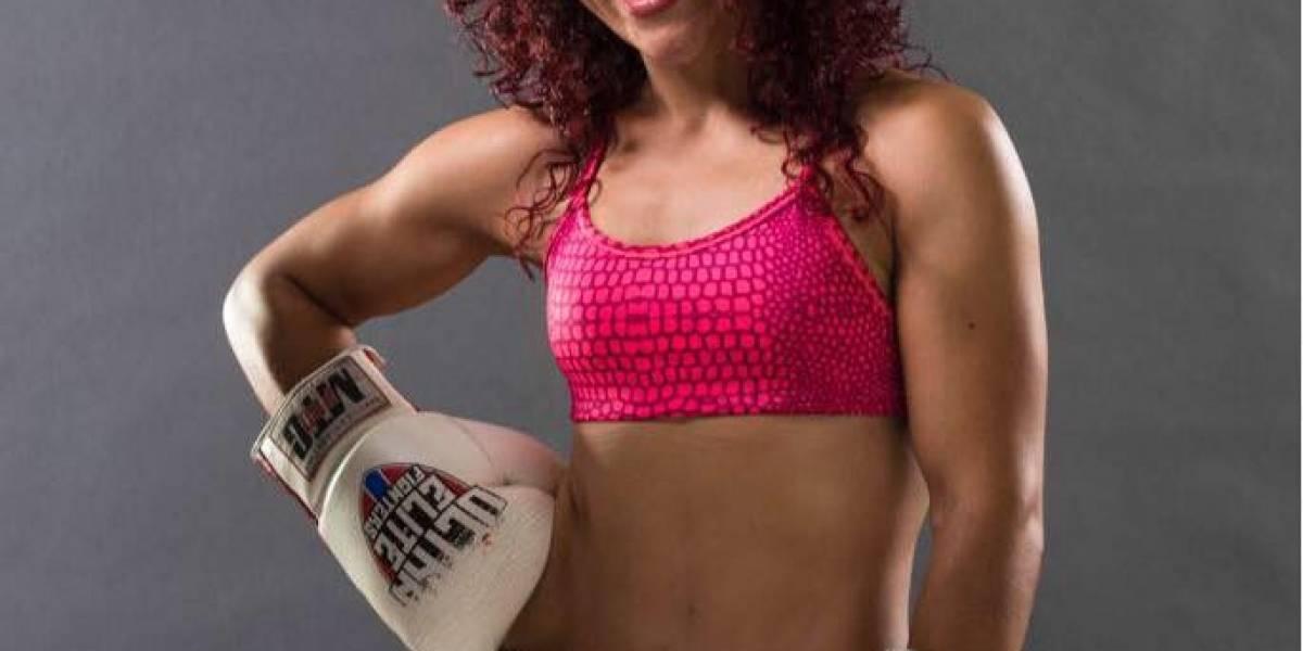 Krespita Rodríguez vuelve al ring y a la televisión