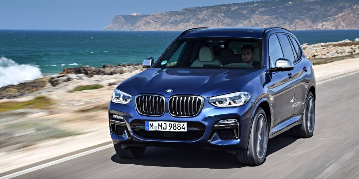 BMW X3: La camioneta de lujo entra a su tercera renovación