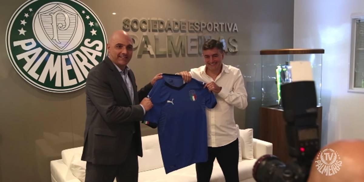 Quanto a Puma pagará para tirar o Palmeiras da Adidas