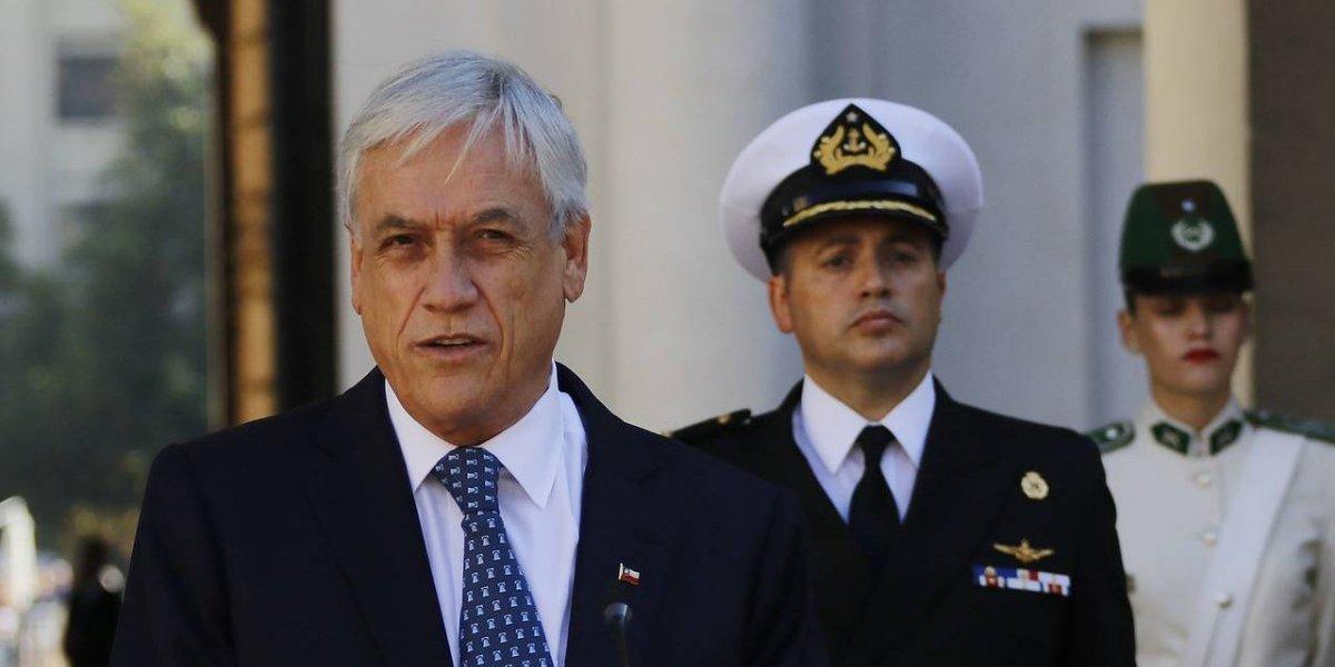 """Piñera está preocupado por el """"proteccionismo"""" de Trump"""