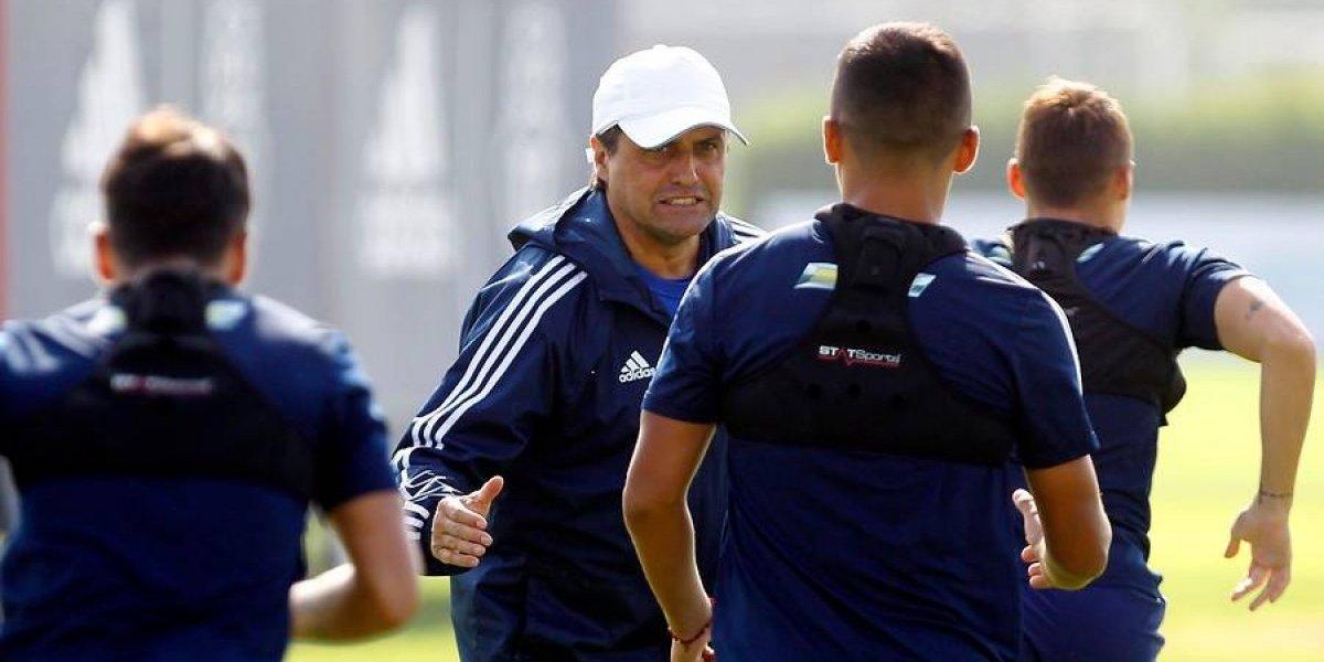 """La U irá con un """"mix"""" de titulares y reservas en el amistoso frente al River Plate B"""