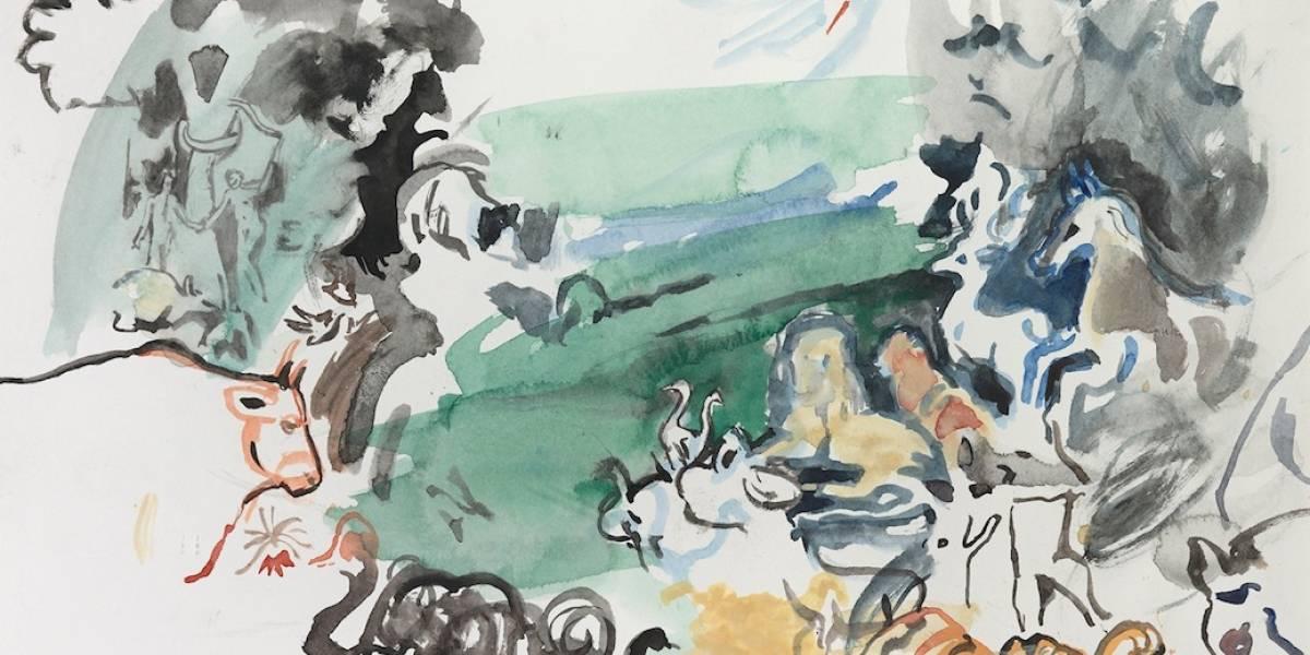 Ideia de paraíso guia exposição gratuita sobre a artista inglesa Cecily Brown