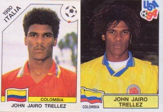 John Jairo Tréllez Panini