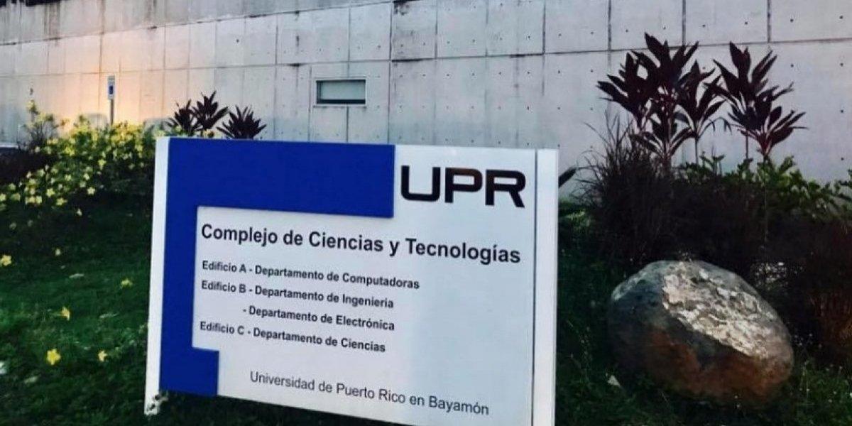 Todos los candidatos a maestros de UPR Bayamón aprueban su reválida