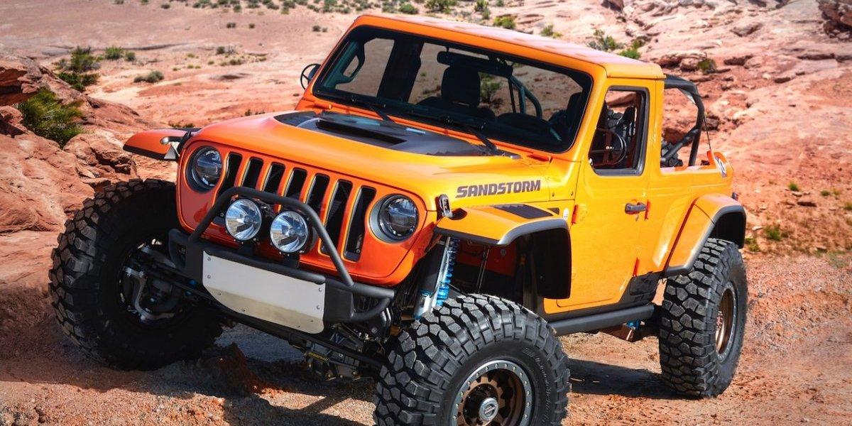 Jeep y Mopar presentarán siete vehículos concepto en el Easter Jeep Safari