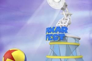Pixar Fest celebra la amistad en Disneyland Resort, California