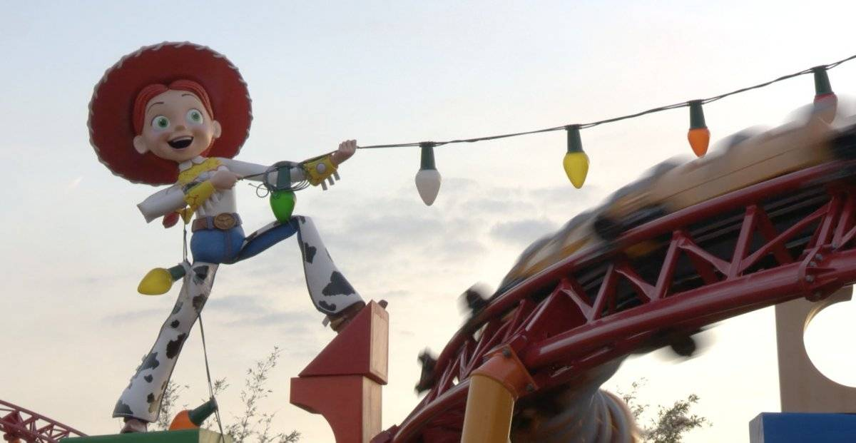 Toy Story Land abre en verano en Walt Disney Resort, Florida
