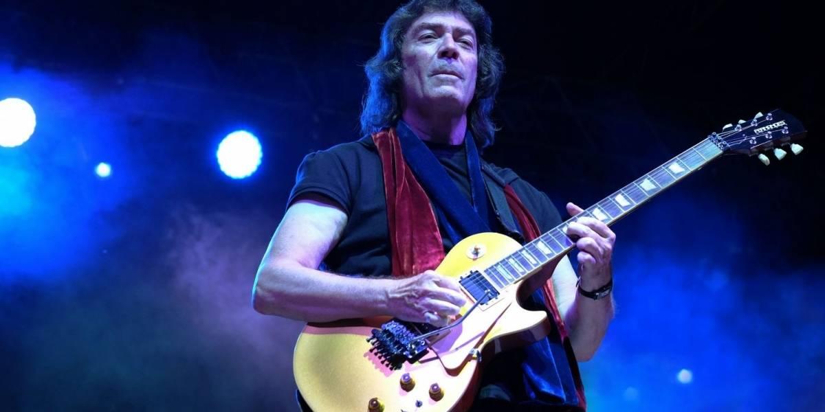 Steve Hackett defende legado da banda Genesis em show em SP nesta quinta