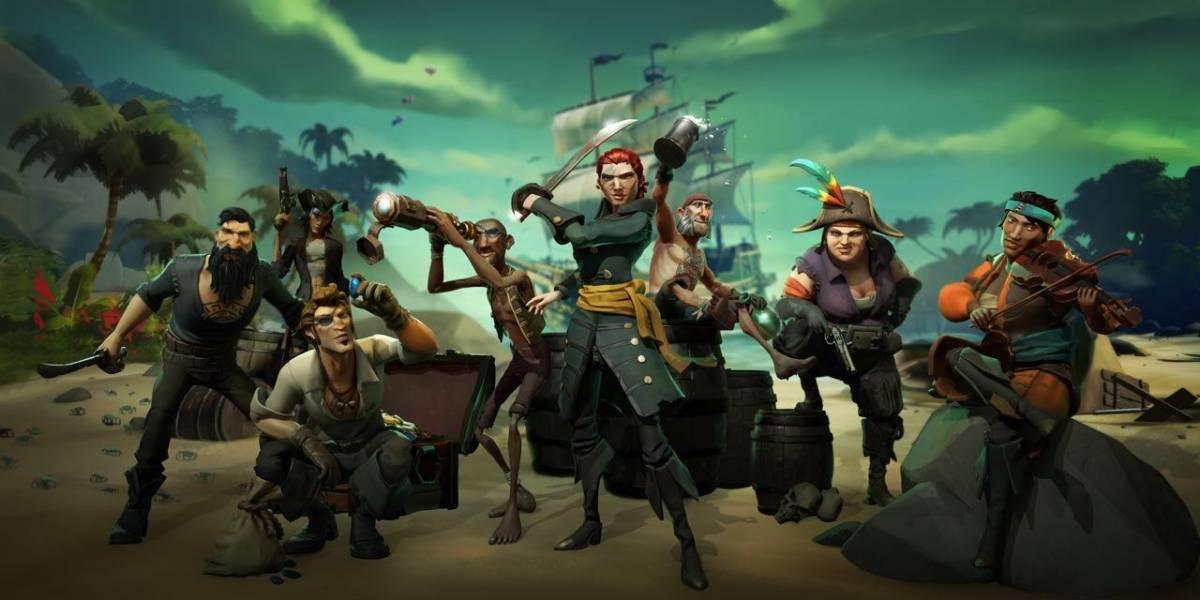 Primeras horas con Sea of Thieves: Parece un juego no terminado