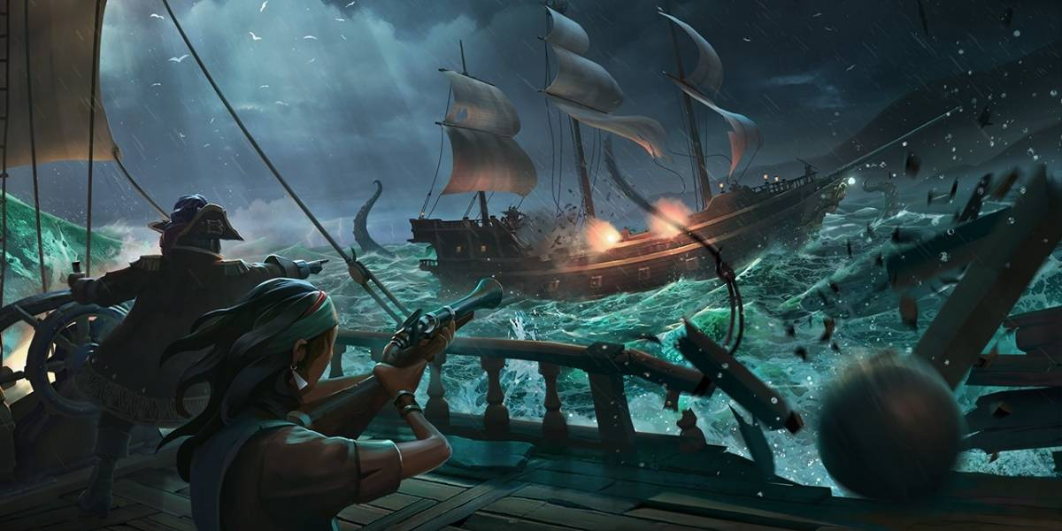 Sea of Thieves sigue siendo todo un dolor de cabeza para Microsoft