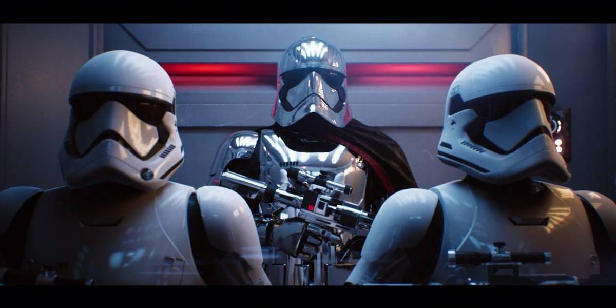 Esta demo de Star Wars muestra el poderío gráfico de la tecnología para videojuegos