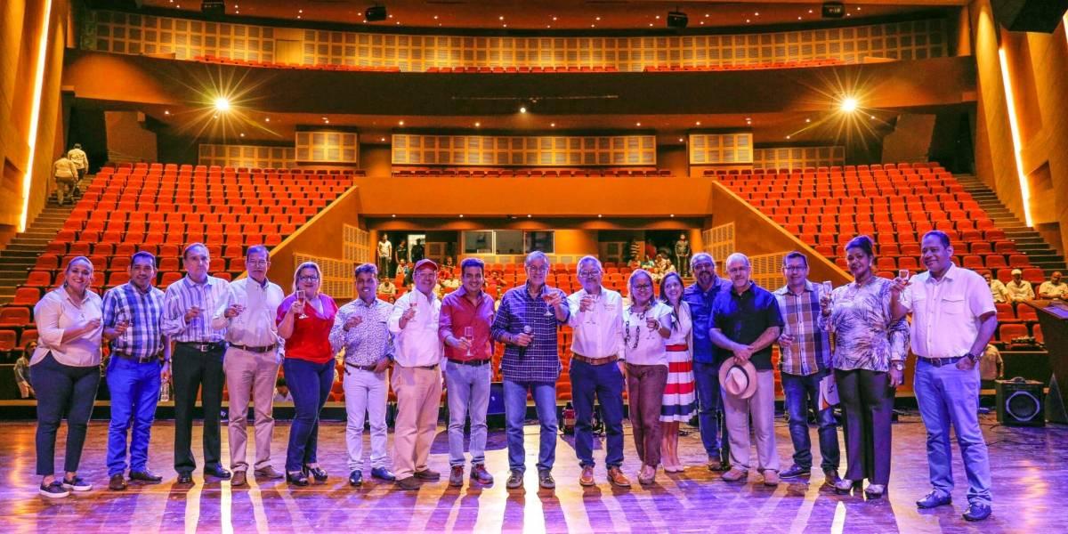 En medio de crisis de escenarios culturales, Amparo Grisales reinaugurará teatro en Barranquilla