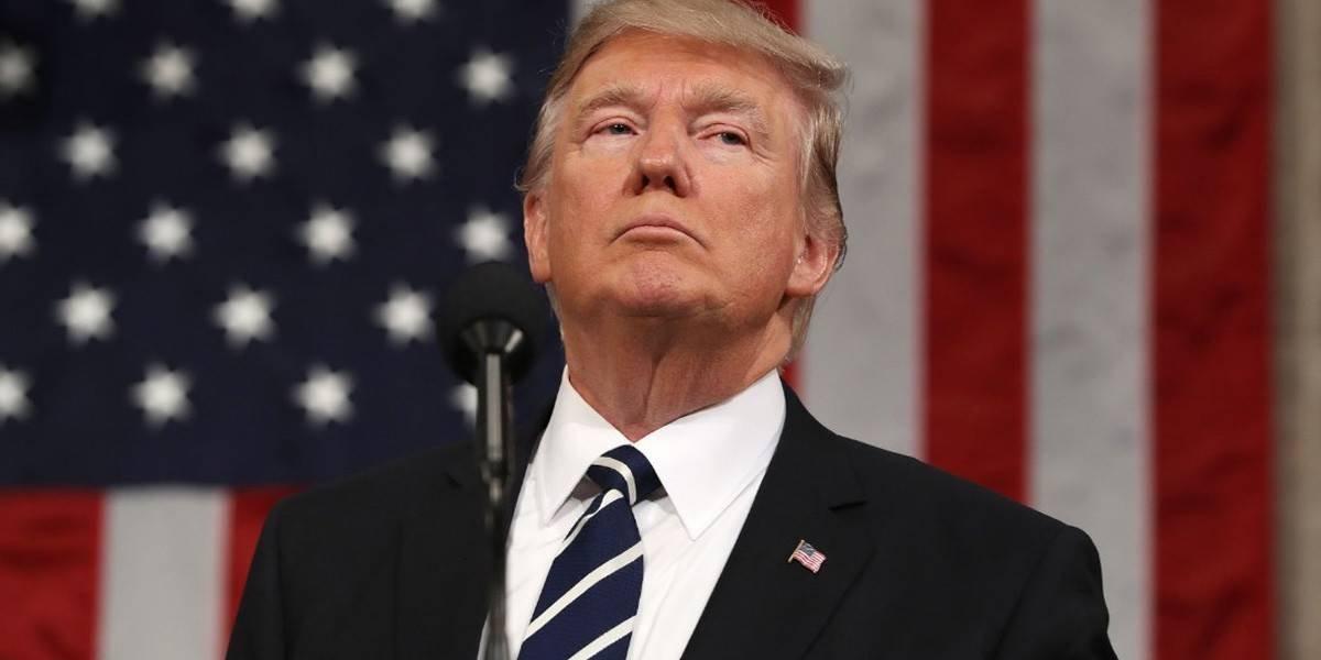 Trump amenaza con vetar ley de gastos de 1.3 billones de dólares