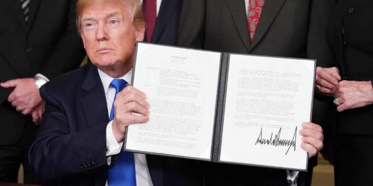 Trump impone duras sanciones comerciales para China
