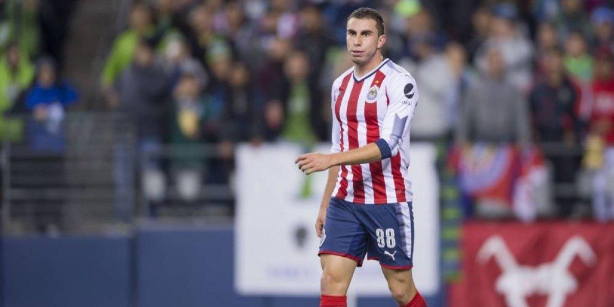 Chivas perdió amistoso en Estados Unidos frente a Santos Laguna