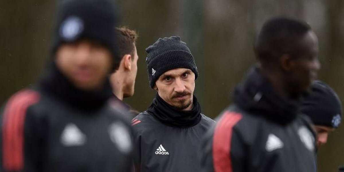 Zlatan Ibrahimovic deja el Manchester United y se encamina al Galaxy