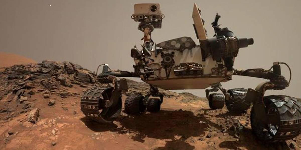 Robô Curiosity, da Nasa, completa 2 mil dias caminhando na superfície de Marte