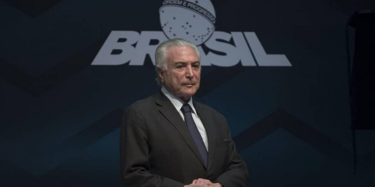 Mensagem de Temer compara Páscoa à situação do Brasil