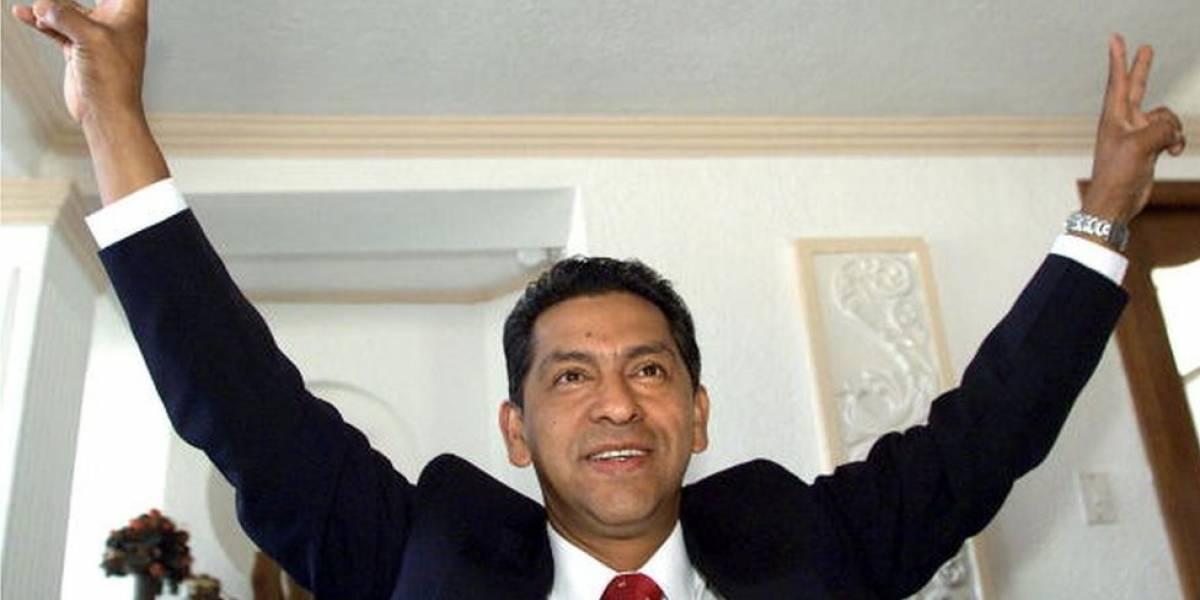Lucio Gutiérrez acepta candidatura presidencial en elecciones primarias de Sociedad Patriótica
