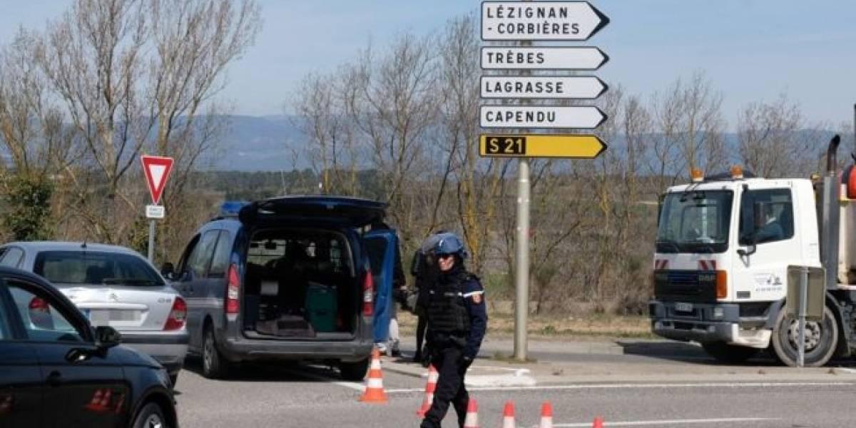Abatido el autor de la toma de rehenes en un supermercado en el sur de Francia