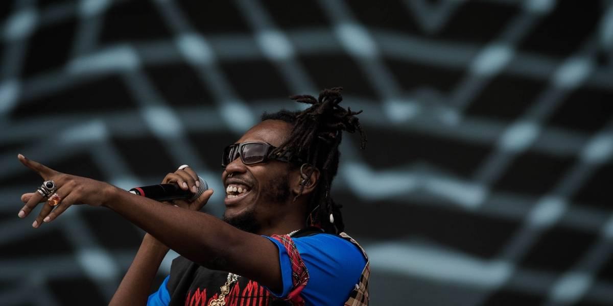 Lollapalooza: com homenagem a Marielle, Rincon Sapiência representa rap nacional