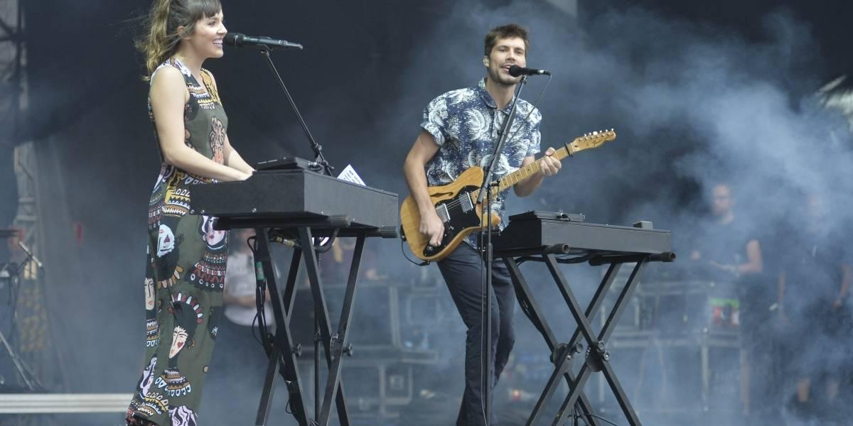 Lollapalooza: duo britânico Oh Wonder leva toda a massa indie hype para Interlagos