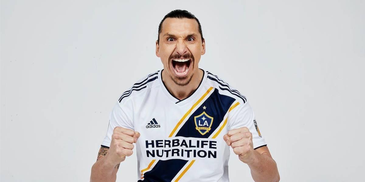 Zlatan se va de Europa: Fue presentado como nuevo refuerzo de Los Angeles Galaxy