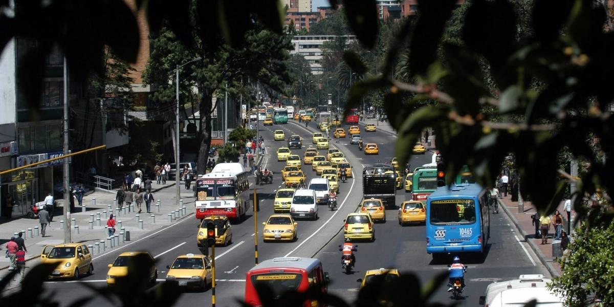 Continúa alerta amarilla por contaminación el aire en Bogotá