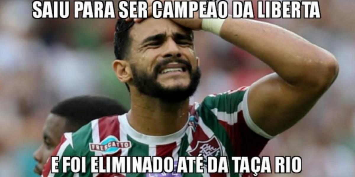 Torcida do Fluminense tira onda do Flamengo; veja os melhores memes