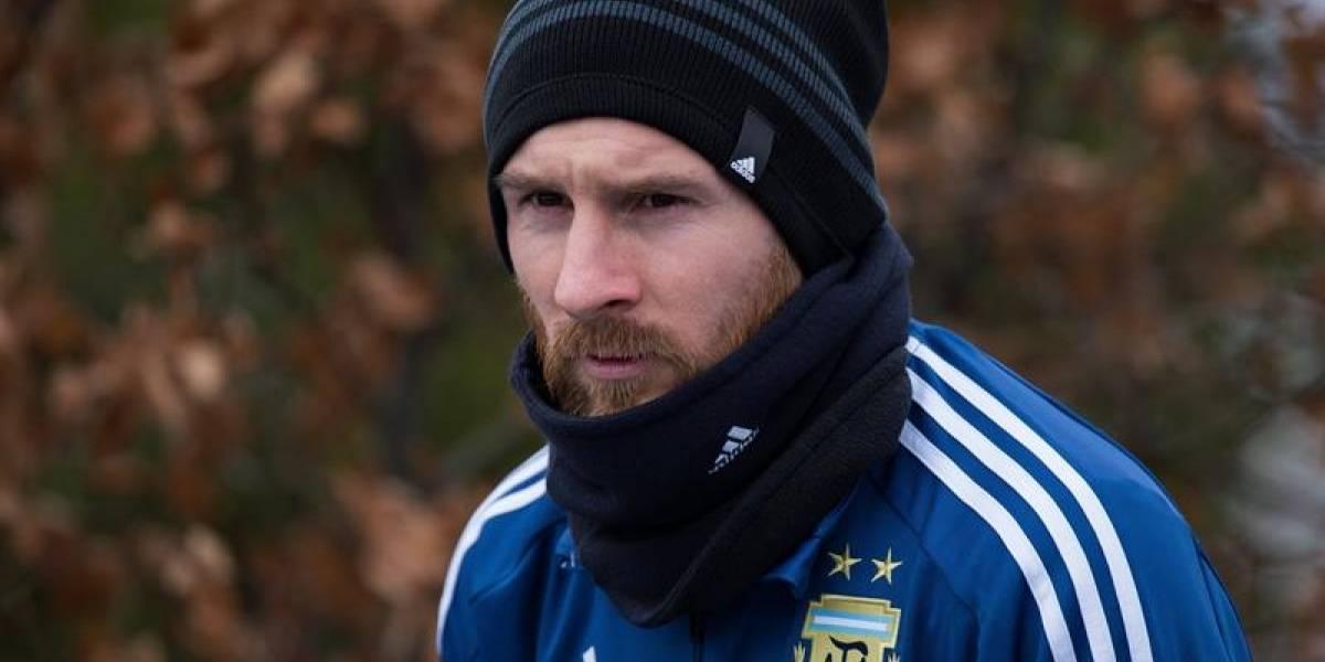 ¡Alerta, Sampaoli! Lionel Messi no jugará en el amistoso de Argentina