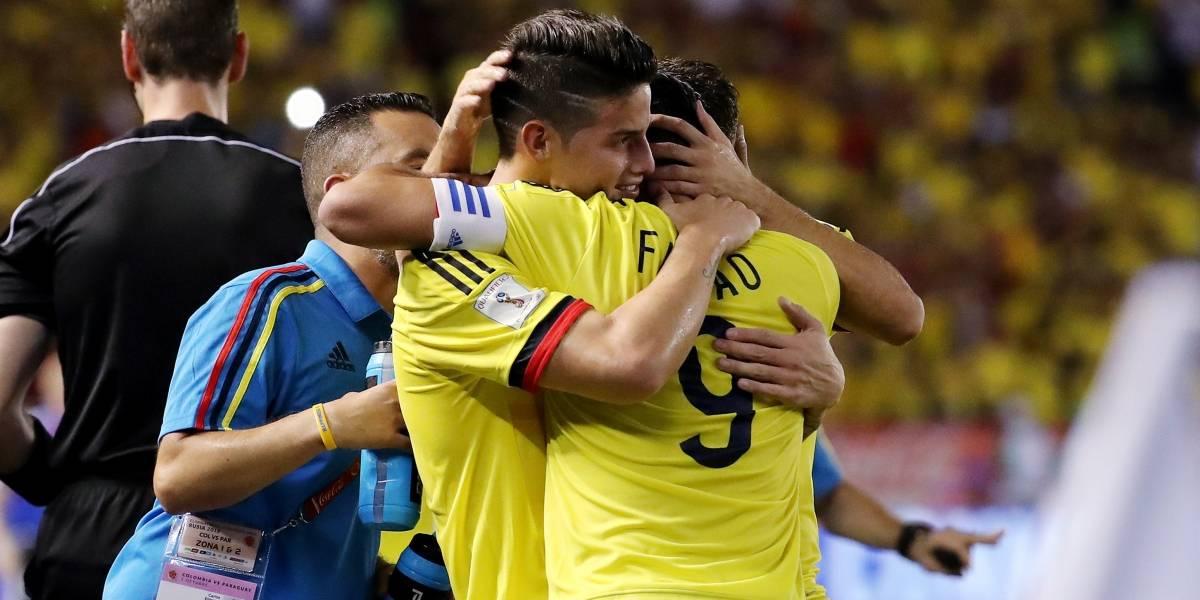 ¡Qué nivel de partido! Colombia enfrenta a la siempre favorita Francia