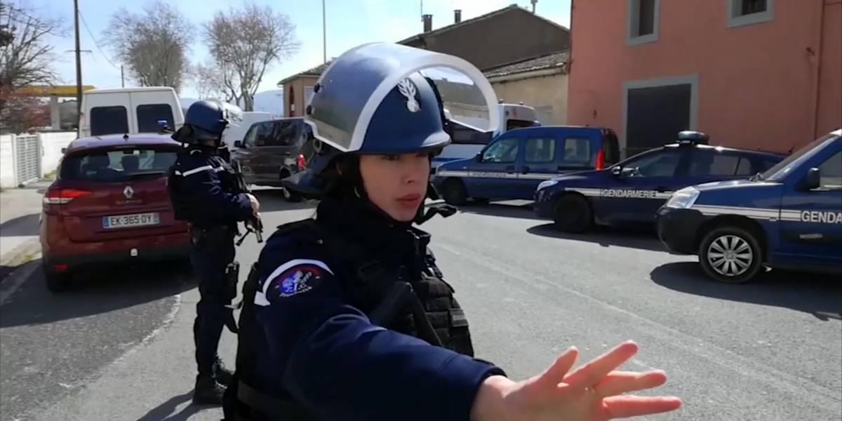 Francia: La policía mató al atacante islamista