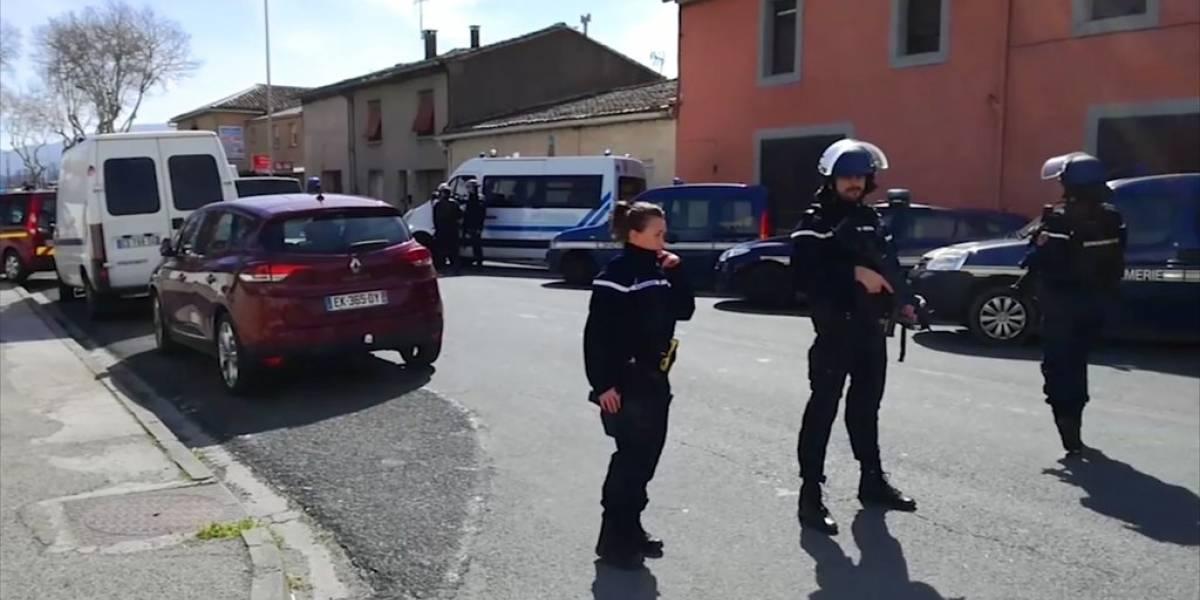 Ataque terrorista en Francia: el tirador fue abatido y habrían al menos tres víctimas fatales