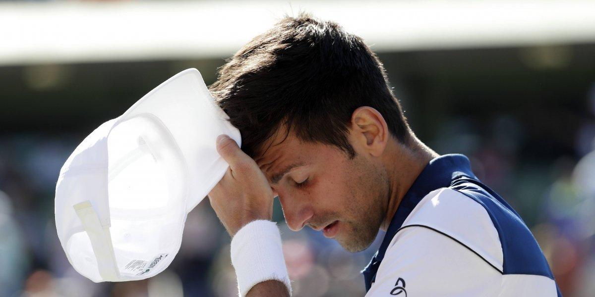 Sorpresa total: Novak Djokovic perdió en su estreno en el Masters 1.000 de Miami