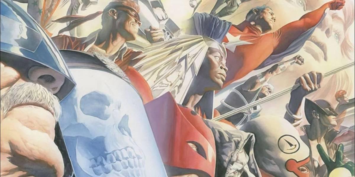 El cómic de culto Astro City llegará a la televisión con serie live-action