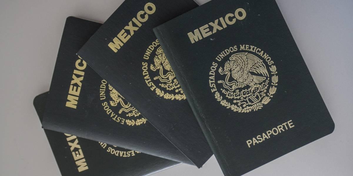 Reducen plazos para trámites de pasaporte