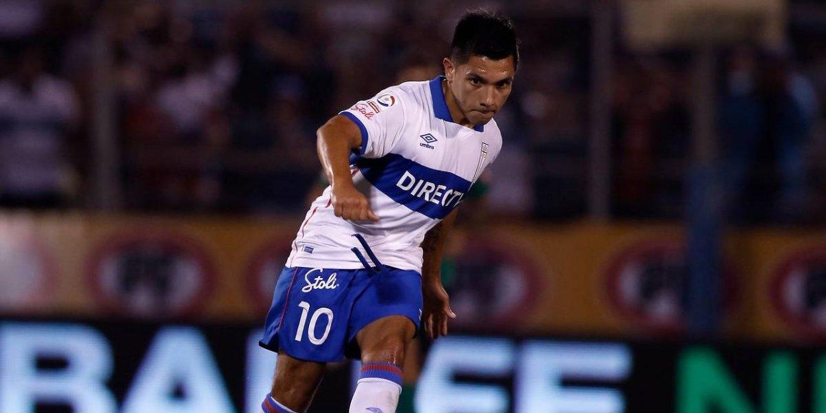 """Diego Rojas quiere otro día de brillante ante Colo Colo en Macul: """"Llego en un muy buen momento"""""""