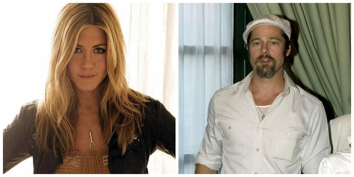 """Jennifer Aniston y Brad Pitt están juntos de nuevo, de acuerdo con el diario británico """"Star"""" Especial"""